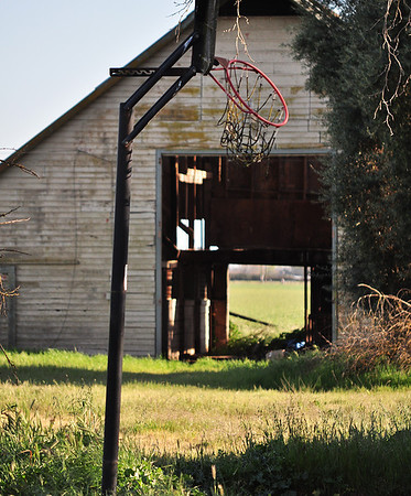 Abandoned Ranch in Sacramento County